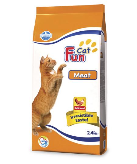 FUN CAT MEAT