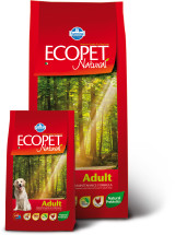 Ecopet Adult с курицей