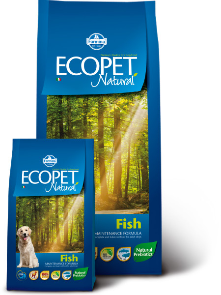 Ecopet Natural Fish