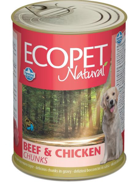 Ecopet Beef & Chicken