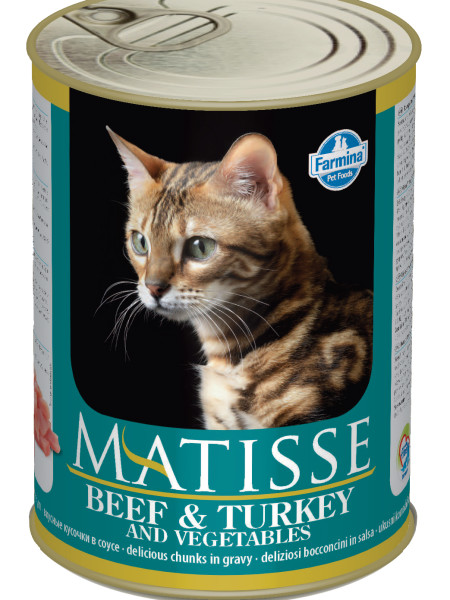Matisse Beef & Turkey and Vegetables