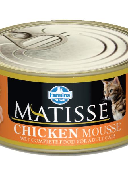 Matisse Chicken Mousse