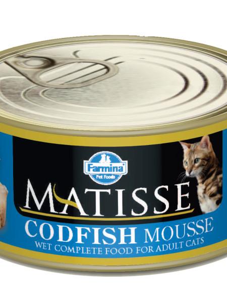Matisse Codfish Mousse