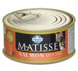 Matisse Salmon Mousse