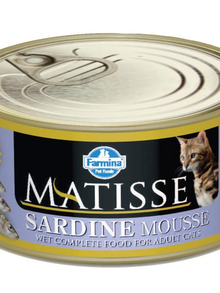 Matisse Sardine Mousse