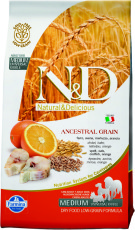 N&D Low Grain Codfish & Orange Adult