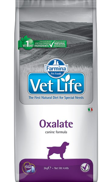 Vet Life Dog Oxalate