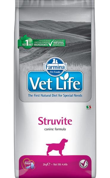 Vet Life Dog Struvite