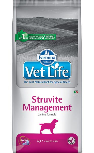Vet Life Dog Struvite Management