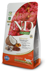 N&D Cat Quinoa Skin&coat Herring